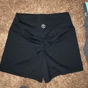 TilYouCollapse Scrunch Shorts
